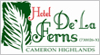 de la ferns hotel cameron highlands