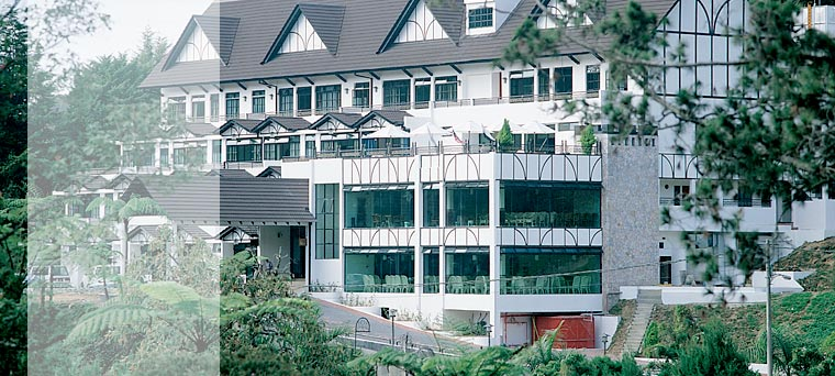 accommodation in cameron highlands hotels