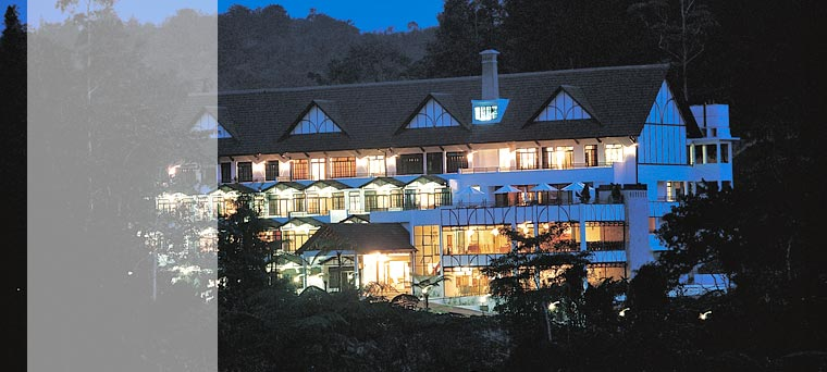 accommodation in cameron highlands
