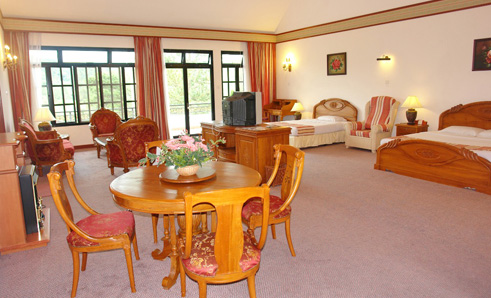cameron highlands hotel accommodation